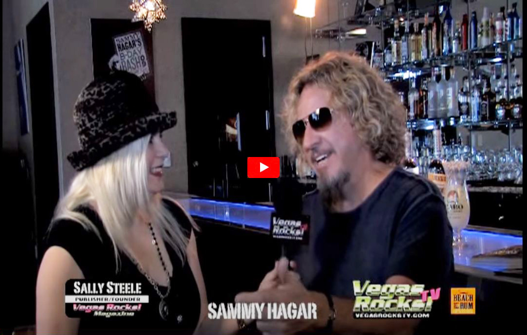 INTERVIEW WITH SAMMY HAGAR