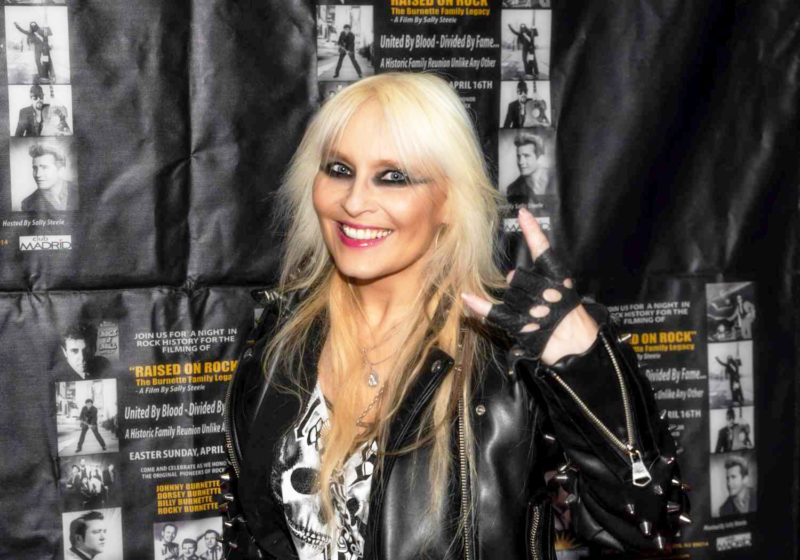 DORO ROCKS SIN CITY!