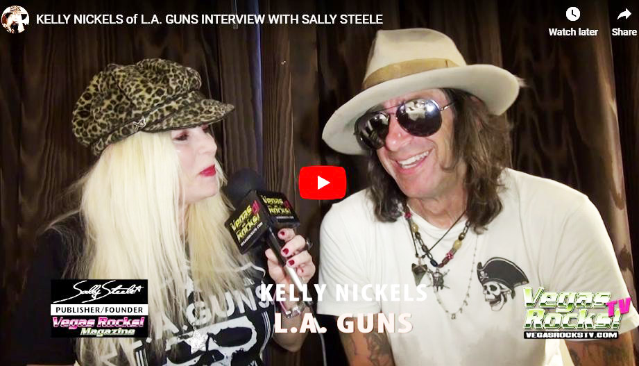 INTERVIEW WITH KELLY NICKELS