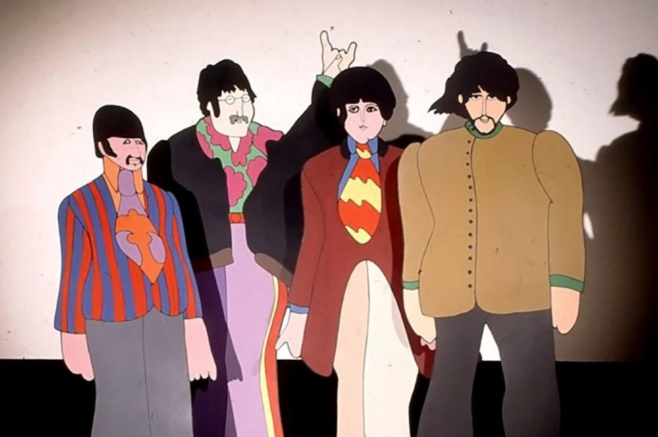 "The Beatles' 'Yellow Submarine' and ""Get Back"" News"