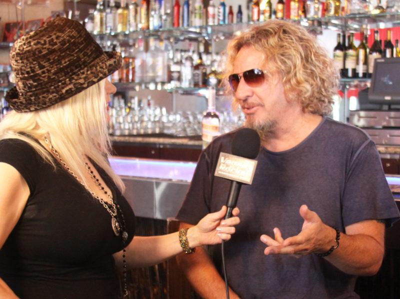 SAMMY HAGAR INTERVIEW